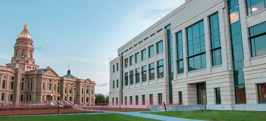 IMPORTANT INFORMATION: Secretary of State's Office is Moving to the Herschler Building East!
