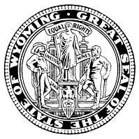 The Great Seal of Wyoming